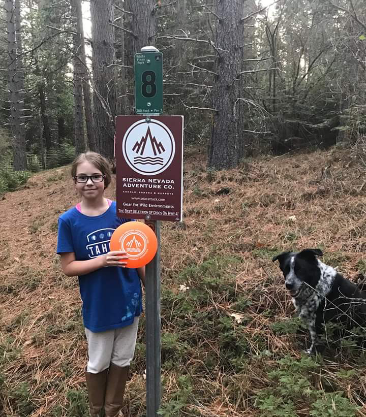 Kids Love Disc Golf!