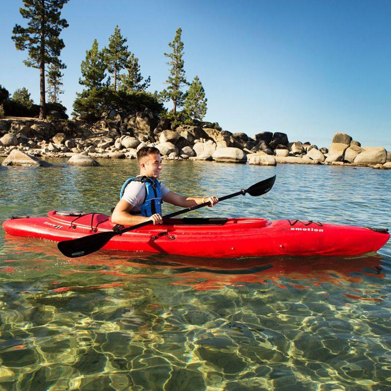 Kayak rentals in Arnold, CA