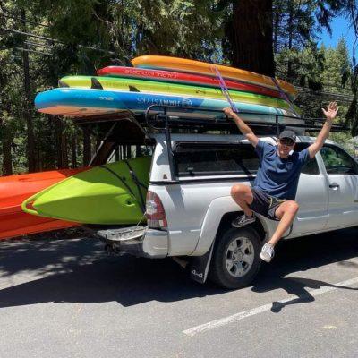 Summer Kayak Rentals in Arnold